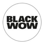 Black Wow logo