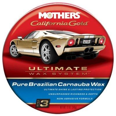 California Gold Pure Carnauba Wax Paste Step 3 - 340gr