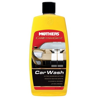 California Gold Car Wash - 473ml