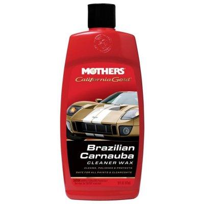California Gold Liquid Carnauba Cleaner Wax - 473ml