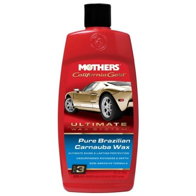 California Gold Pure Carnauba Wax Liquid Step 3 - 473ml