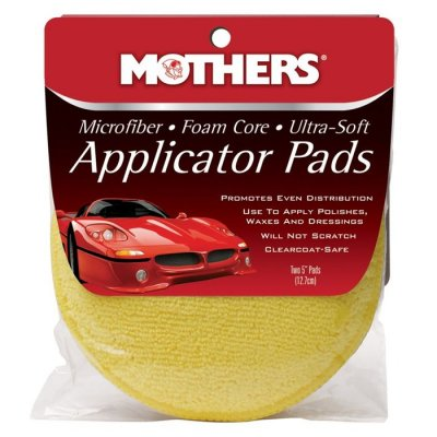 Microfiber Applicator Pads - 2st.