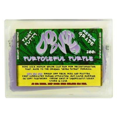 Purposeful Purple paint putty - 200gr