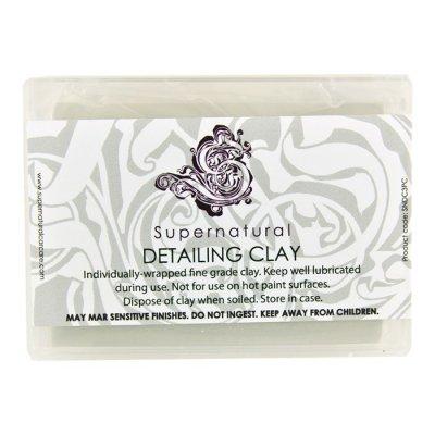 Supernatural Fine Detailing Clay - 3x80=240g