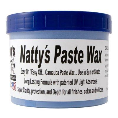 Natty's Paste Wax Blue - 946ml