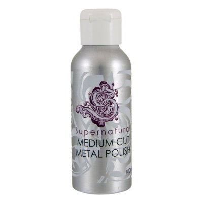 Supernatural Medium Cut Metal Polish - 100ml