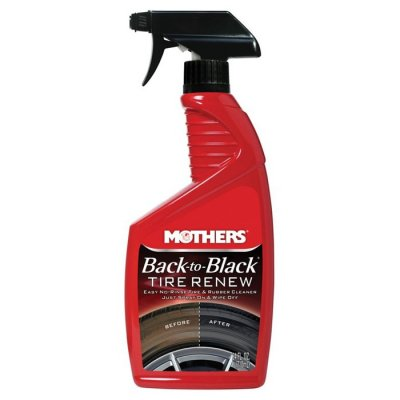 Back to Black Tire Renew Cleaner - 710ml