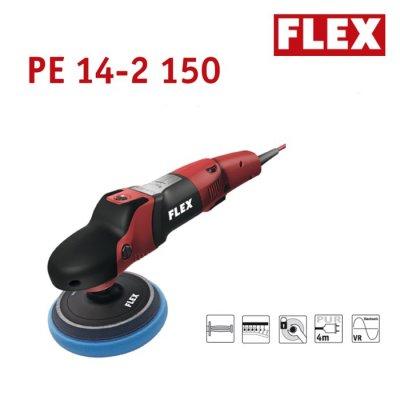 PE 14-2 150 Roterende Polijstmachine