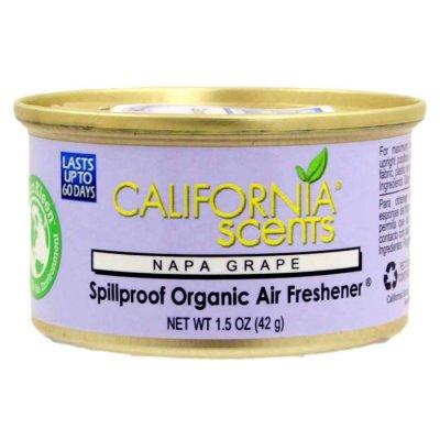 Lekvrije organische luchtverfrisser - Napa Grape (Grapefruit)