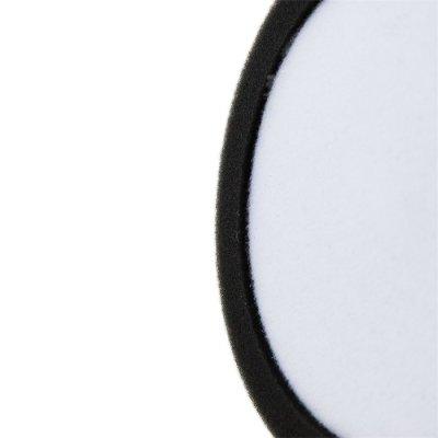 """Raffini 6"""" Recessed Foam Finessing Pad - Black"""