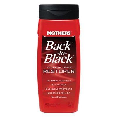 Back to Black Trim & Plastic Restorer - 355ml