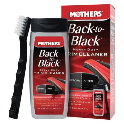 Back to Black Heavy Duty Trim Cleaner Kit - 355ml