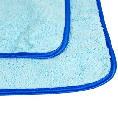 Deluxe Mega Towel - Blauw - 39x39cm