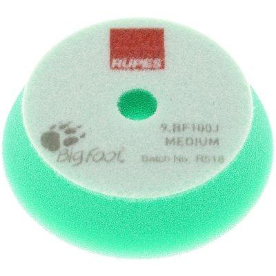 Green Medium Polishing Pad - 80/100mm