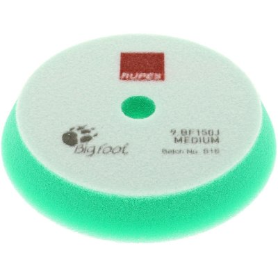 Green Medium Polishing Pad - 130/150mm