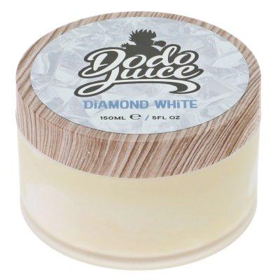 Diamond White hard wax for light coloured cars - 150ml