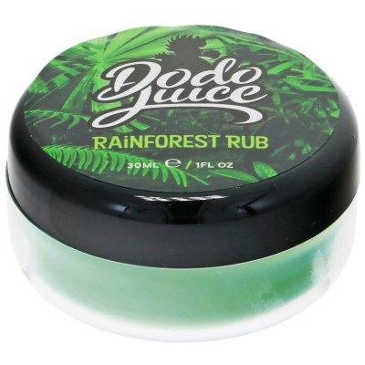 Rainforest Rub  soft wax for any coloured car - 30ml