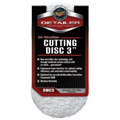 DA Microfiber Cutting Disc Pad - 3 inch - 2pack