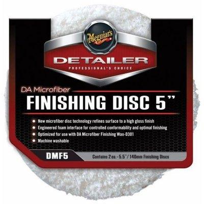 DA Microfiber Finishing Disc Pad - 5 inch - 2pack