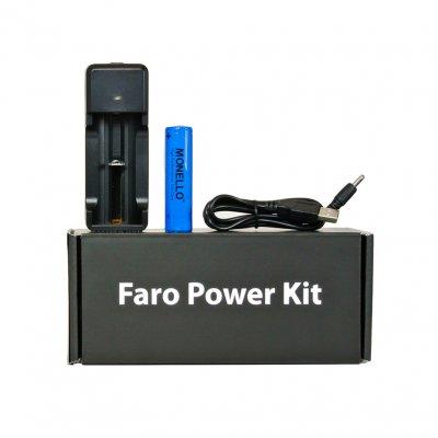 Faro - Li-Ion 2400mAh Herlaadbare Accu