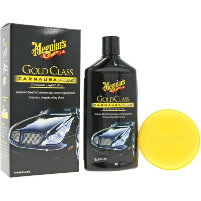 Gold Class Carnauba Plus Premium Liquid Wax - 473ml