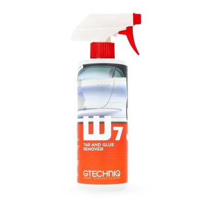 W7 Tar & Glue Remover - 500 ml