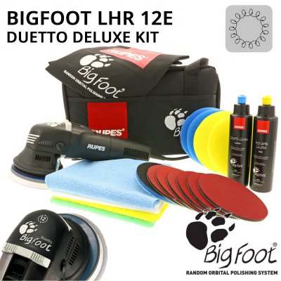 Big Foot LHR12E Duetto Deluxe Kit