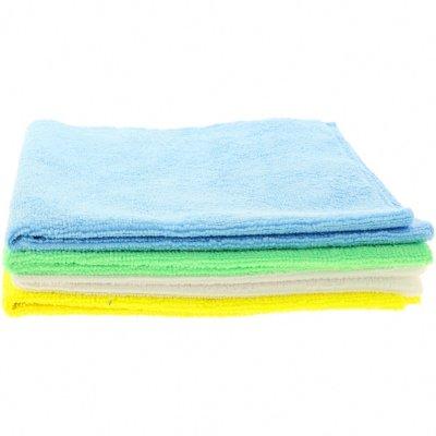 Microfiber Towel - 4pack