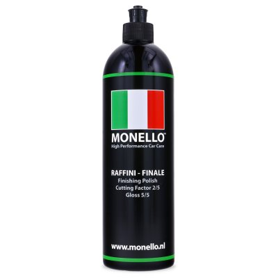 Raffini Finale Finishing Polish - 500ml - Cut 2/5 Gloss 5/5