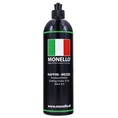 Raffini Mezzo Polish - 500ml - Cut 3.5/5 Gloss 3/5