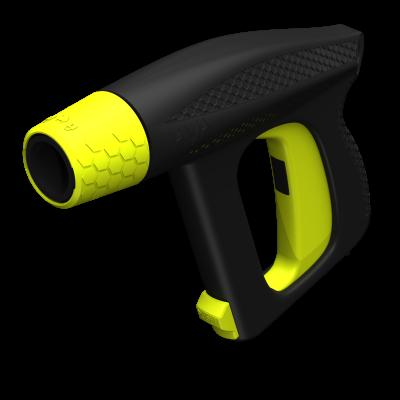 Zero Force short nozzle spuitpistool voor AVA en Kärcher K-series