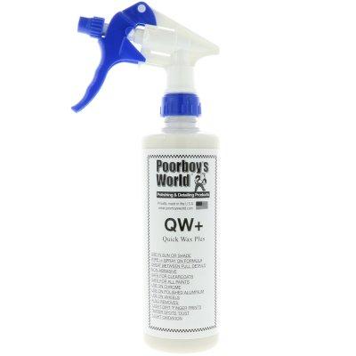 QW+ Quick Wax Plus - 473ml