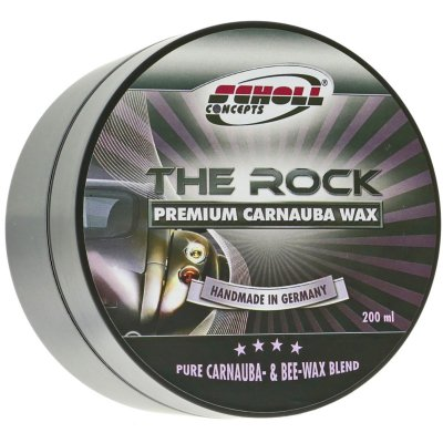 The Rock Premium Carnauba Wax - 200ml