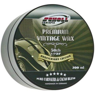 Vintage Premium Carnauba Wax - 200ml