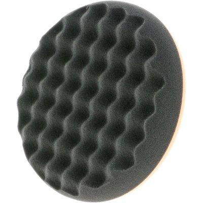 Black SofTouch Waffle Finishing Pad - 170mm