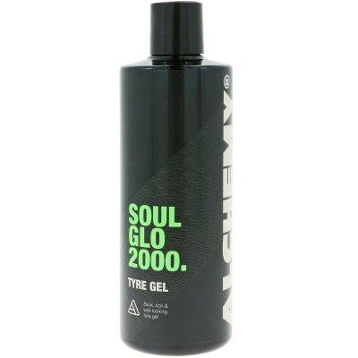 Soul Glo 2000 Tyre Gel - 500ml