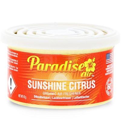 Sunshine Citrus lekvrije organische luchtverfrisser