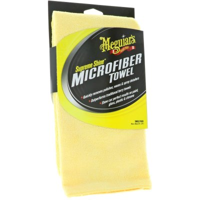 Gold Class Supreme Shine Microfiber Towel