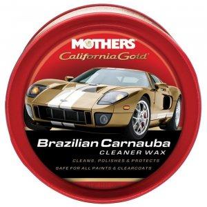 California Gold Carnauba Cleaner Paste Wax - 340gr