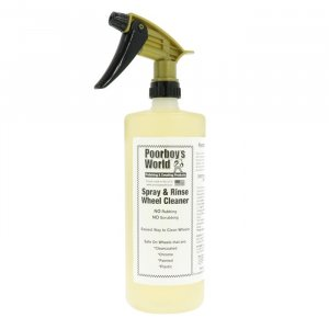 Spray and Rinse Wheel Cleaner - 946ml