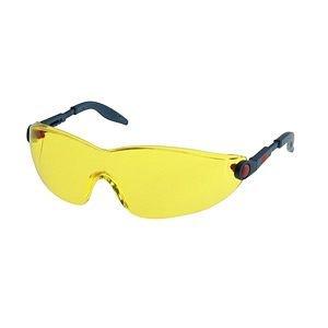 Veiligheidsbril contrastverhogend (geel) 2742 comfort