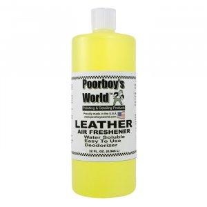 Luchtverfrisser Leather - 946ml