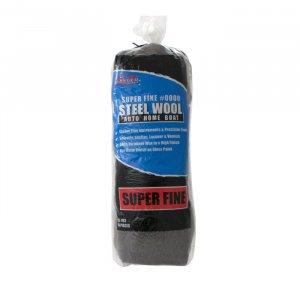 Staalwol Grade 0000 - Super Fijn - zak 16 pads