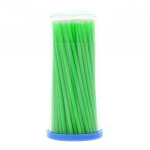 Touch-Up tips in dispenserkoker 100st - Groen Regular