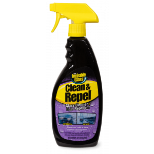 Premium Windshield Cleaner with Rain Repellent - 643ml