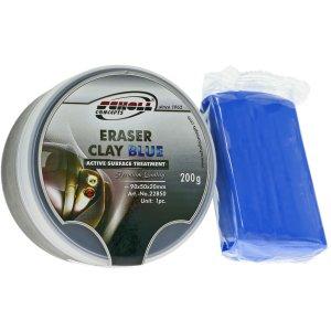 Blue Eraser Clay - 200gram