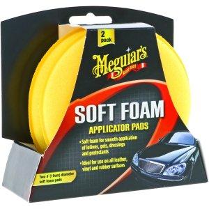 Gold Class High Tech Applicator Pad (Soft Foam) - 2 Pack