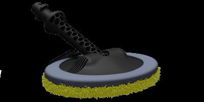 Microfiber Brush voor AVA en Kärcher K-series