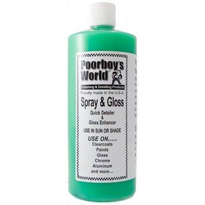 Spray & Gloss - 946ml