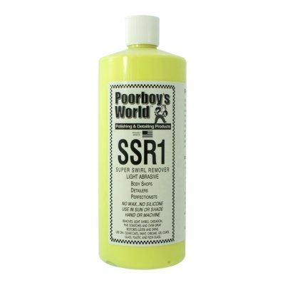 SSR1 Light Abrasive Swirl Remover - 946ml